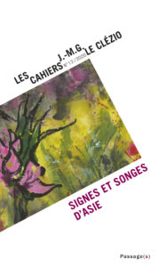 Cover Les Cahiers d J-MG le Clézio
